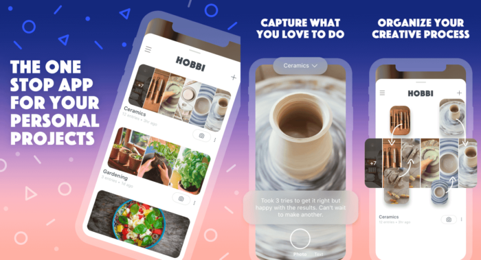 Facebook's new app Hobbi and its features