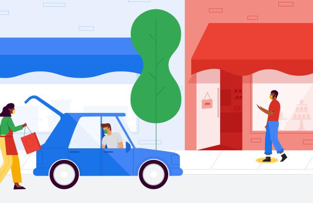 Google shopping sketch