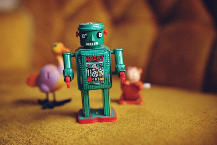 ROBOT GLAD