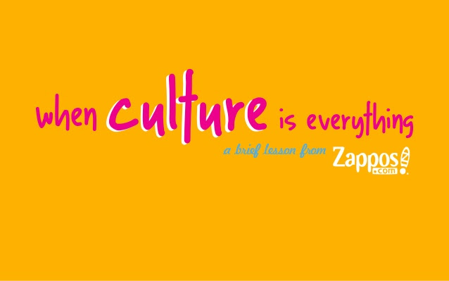 culture is everything