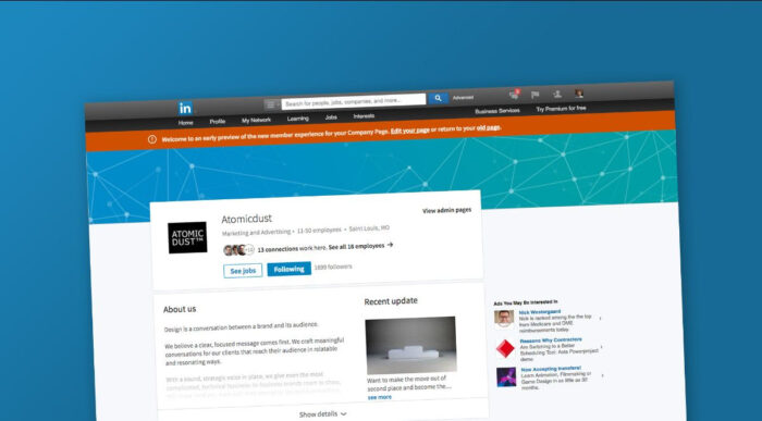 linkedin-pages