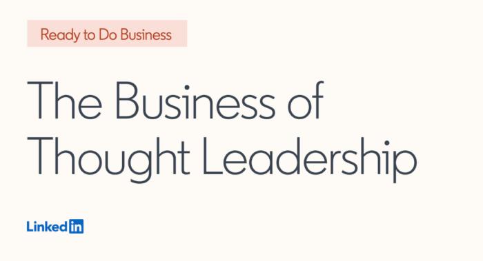 linkedin helps business